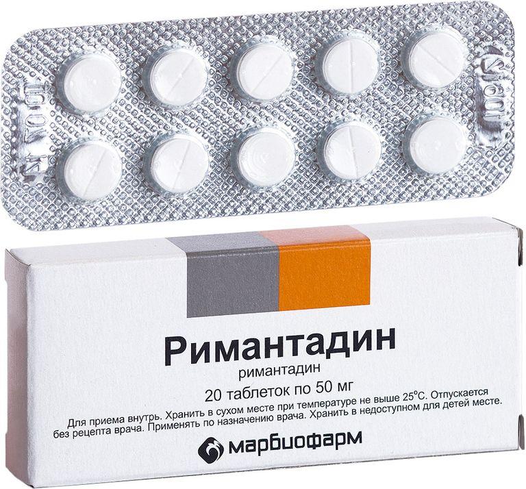Инструкция по применению таблеток римантадин взрослым и детям
