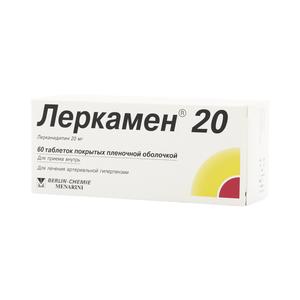 Леркамен 10 – инструкция по применению таблеток, цена, отзывы, аналоги