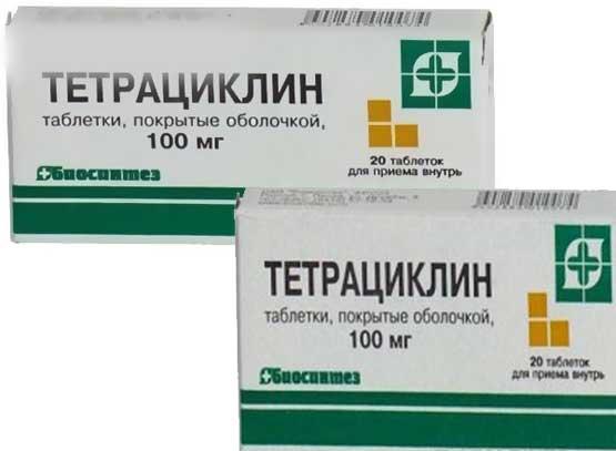 Тетрациклин (таблетки): инструкция по применению, аналоги и отзывы, цены в аптеках россии