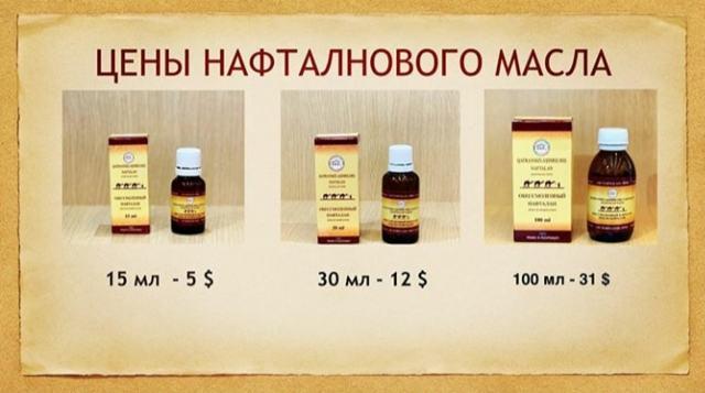 Инструкция по применению мази с нафталанской нефтью - состав, показания, побочные эффекты и цена