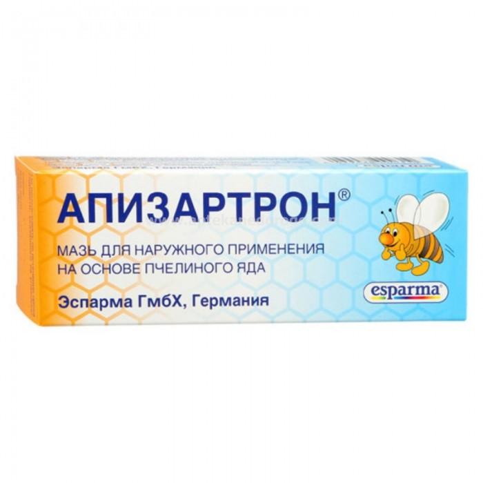 Мазь на пчелином яде апизартрон: эффективное средство от болей в спине