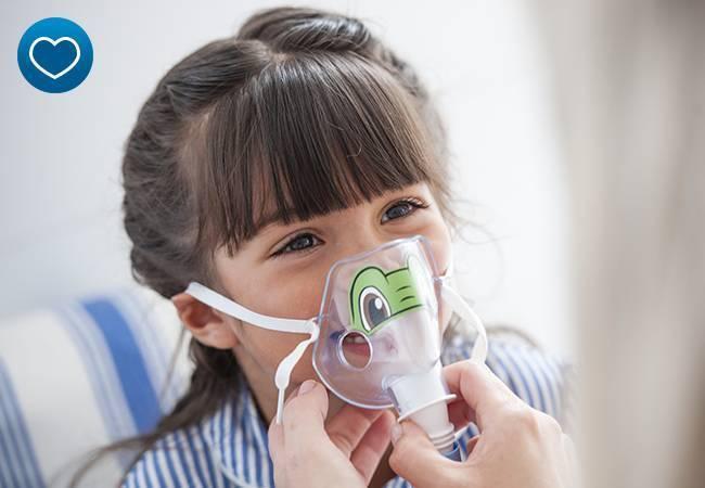 Какой воздух в помещении должен быть при астме