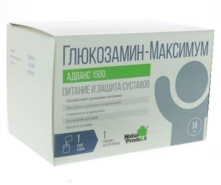 Глюкозамин 1500 инструкция по применению