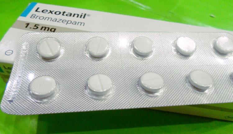 Лексотан – описание препарата, инструкция по применению, отзывы