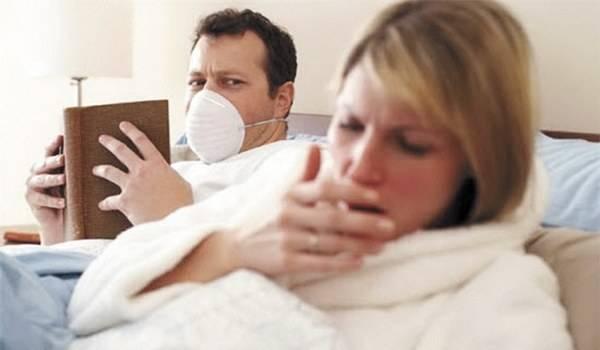 Бронхиальный кашель заразен или нет