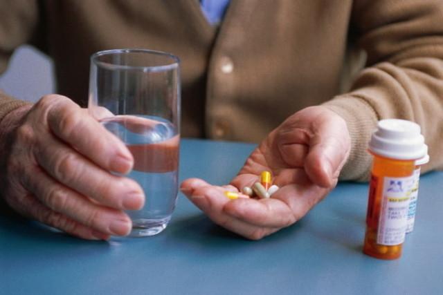 Лекарства - сампрост