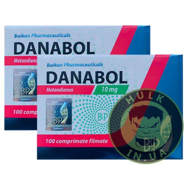 Данабол - инструкция по применению, цена, отзывы и аналоги