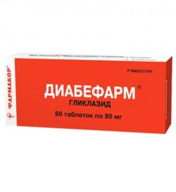 Действующее вещество (мнн) акарбоза