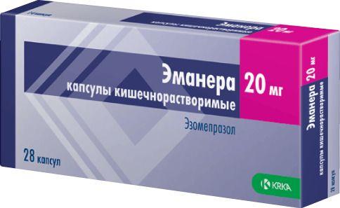 Эзомепразол