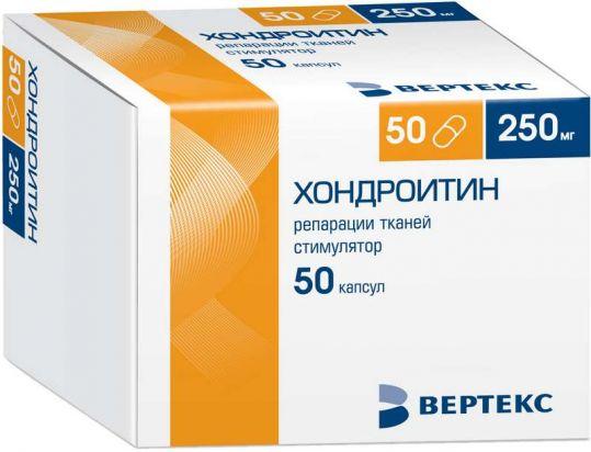 Хондроитин вертекс или акос