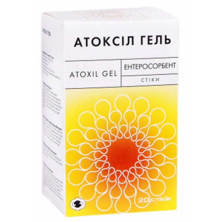 Атоксил - инструкция, аналоги