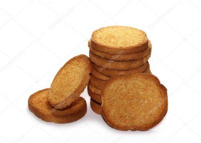 Сухарики полезны. вредны ли сухари для фигуры. что полезнее: свежий хлеб или сухари