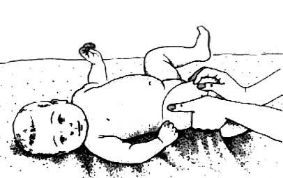 Нужен ли массаж при бронхите у ребенка?