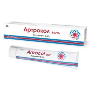 Артрокол гель: описание, инструкция по применению, отзывы