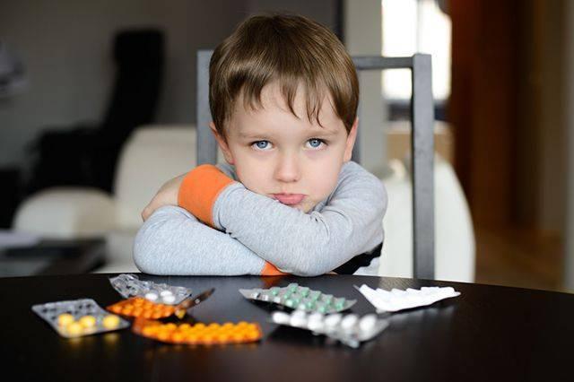 Какой антибиотик от кашля для детей лучше 11 лет