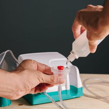Лечение небулайзером. как делать ингаляции небулайзером детям? рецепты растворов для ингаляций небул - запись пользователя ярослава (yaroslava_76) в дневнике - babyblog.ru