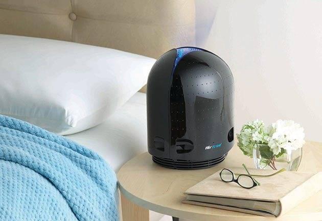 Какой выбрать очиститель воздуха для аллергиков и астматиков
