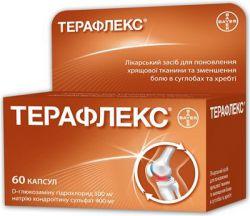 Терафлекс (theraflex). отзывы больных применяющих этот препарат, инструкция, состав, цена