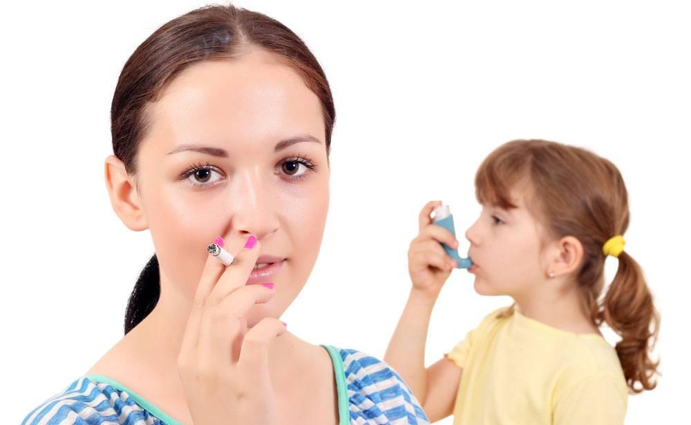 Чем чревато курение при астме?