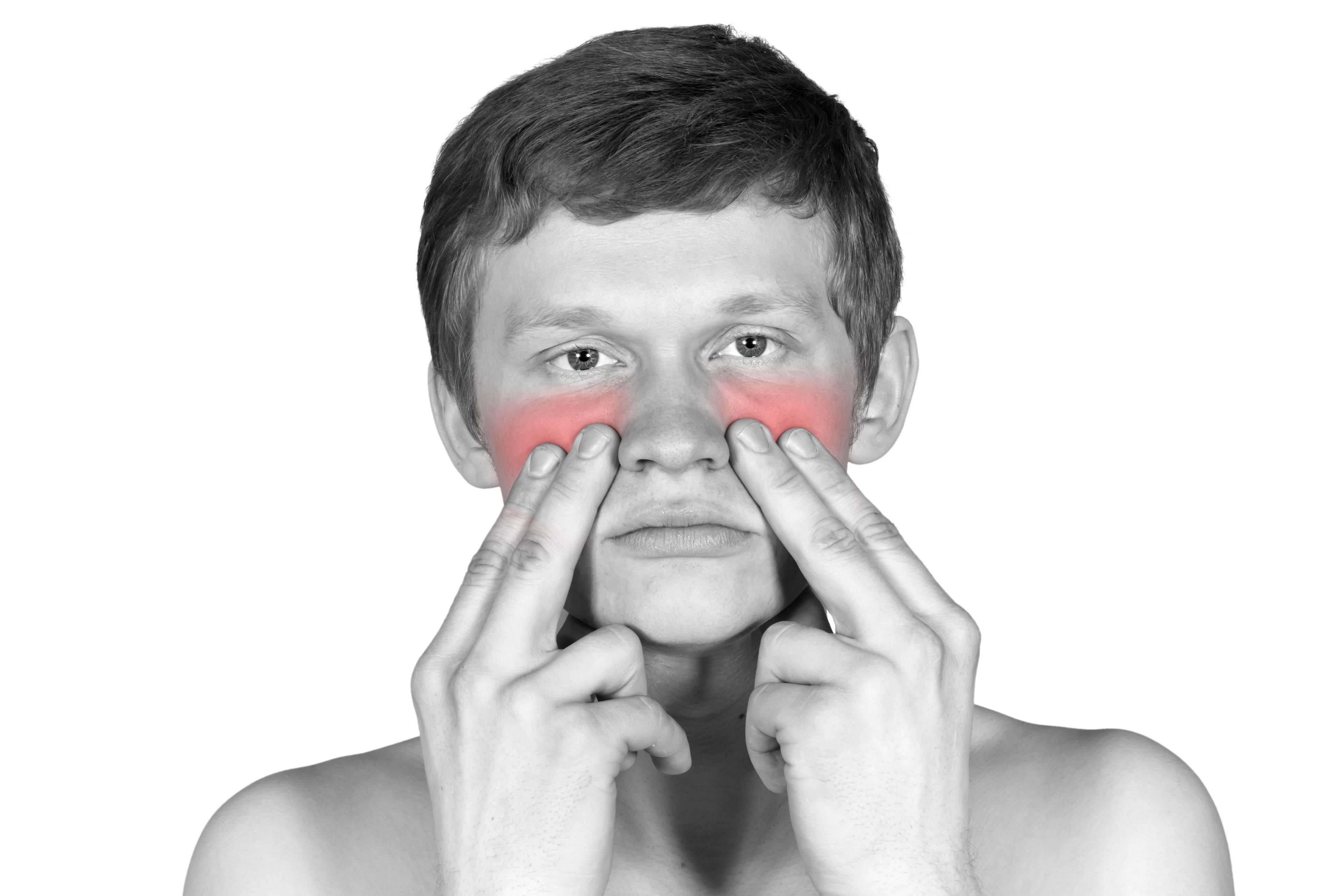 Лечение кашля при гайморите
