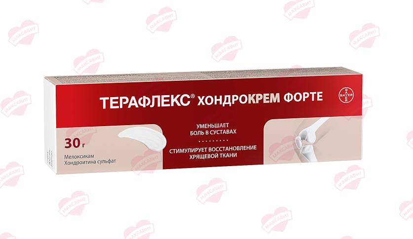 Крем терафлекс м, терафлекс хондрокрем форте – состав, применение, противопоказания, аналоги
