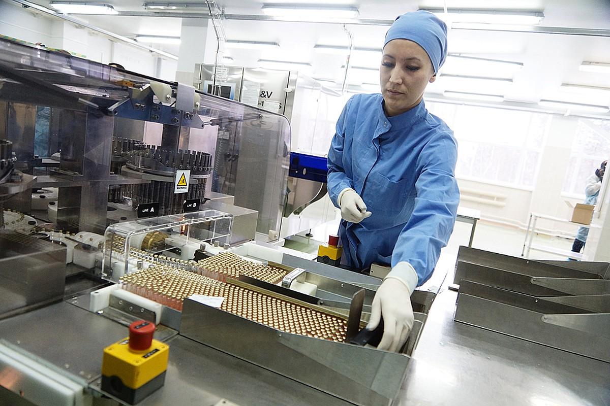 Вкитае начали производить лекарство против коронавируса