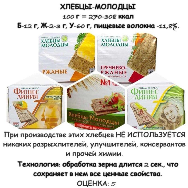 Какой хлеб есть во время диеты