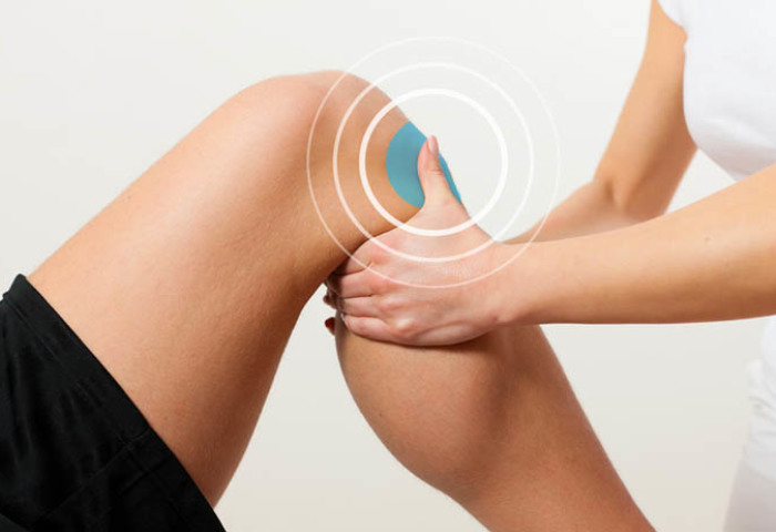 Как лечить растяжение связок коленного сустава?
