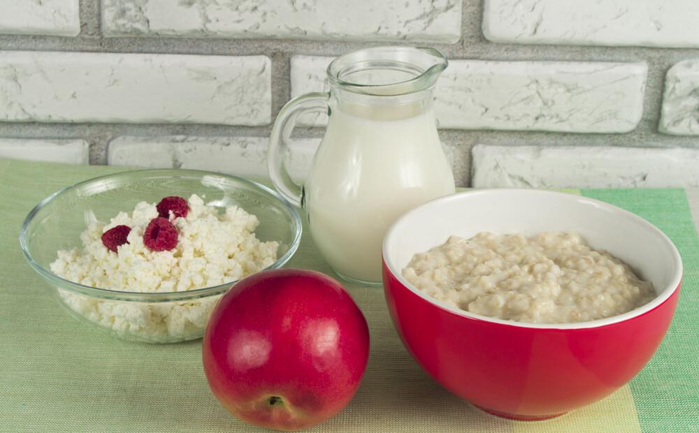 Творожно овсяная диета отзывы. диета трех продуктов