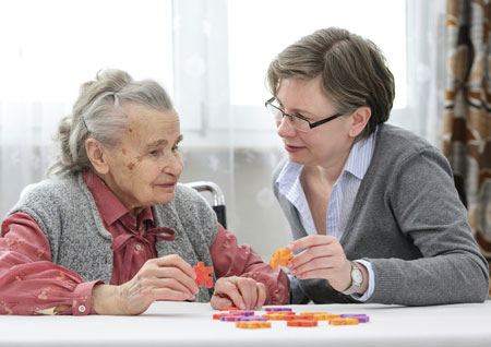 Виды деменции у пожилых людей