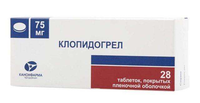 Тромбомаг (таблетки)