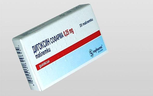 Дигоксин (digoxin)