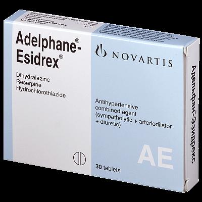 Адельфан-эзидрекс