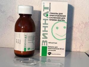Зиннат таблетки инструкция по применению