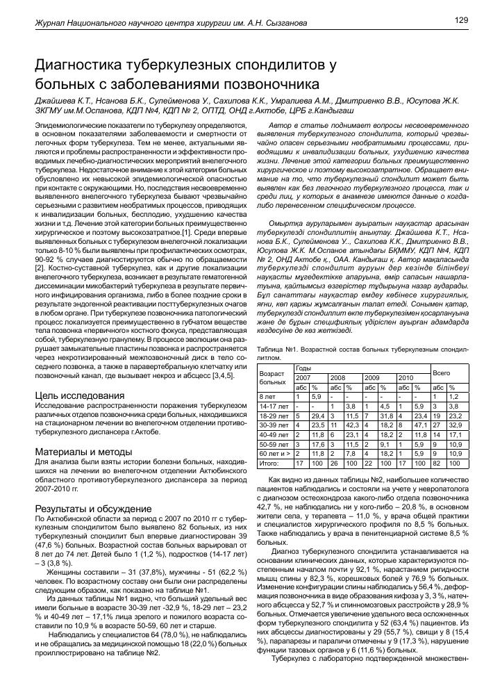 Спондилит дегенеративный позвоночника лечение