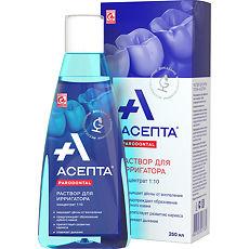 Зубная паста асепта: уникальный состав и профессиональное качество