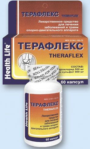 Хондроитин, глюкозамин