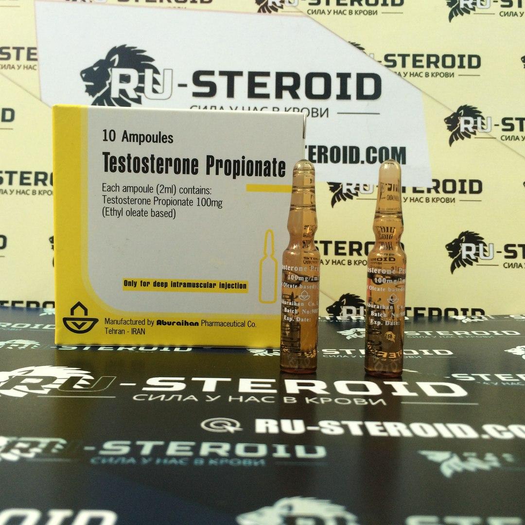 Тестостерона пропионат: что это и как принимать