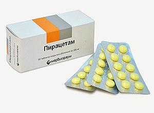 Капсулы, таблетки и уколы пирацетам: инструкция по применению