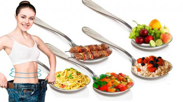 """Диета """"5 столовых ложек"""": описание, как правильно принимать пищу, меню на неделю, рецепты"""