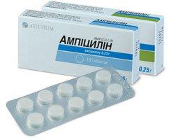 """От чего """"ампициллин"""" помогает?. таблетки """"ампициллин"""": инструкция по применению"""