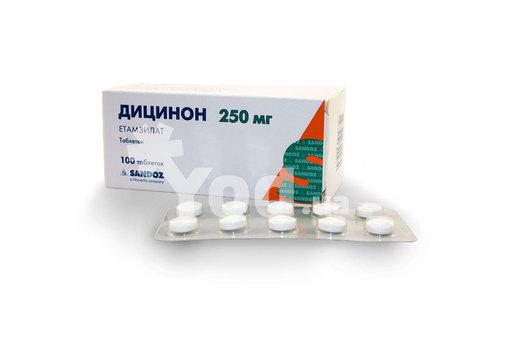 От чего помогают таблетки «дицинон». инструкция по применению