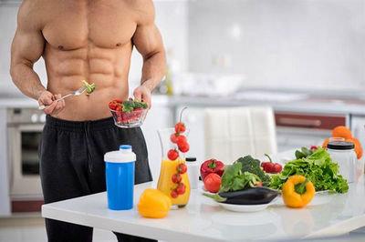 Спортивная диета для роста мышц — рацион и продукты для набора массы