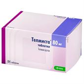 Как правильно использовать препарат телмиста 80?