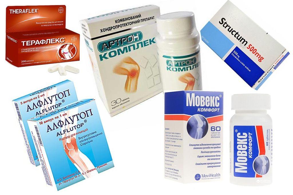 Хондропротекторы для суставов — виды, свойства, состав, рекомендации