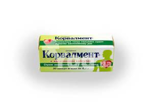 Применение препарата корвалмент