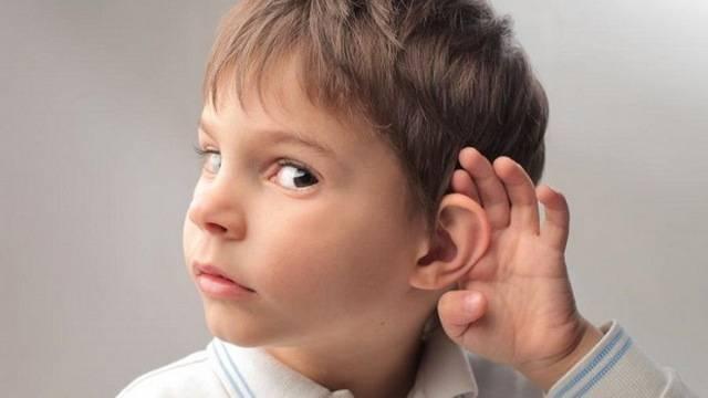 Как восстановить слух после отита