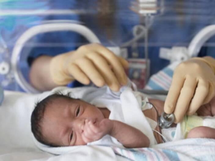 Врожденная пневмония у новорожденных – причины и последствия, сколько лечится