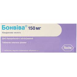 Бонвива – таблетки