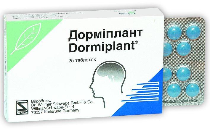 Инструкция по применению дормипланта и отзывы о препарате